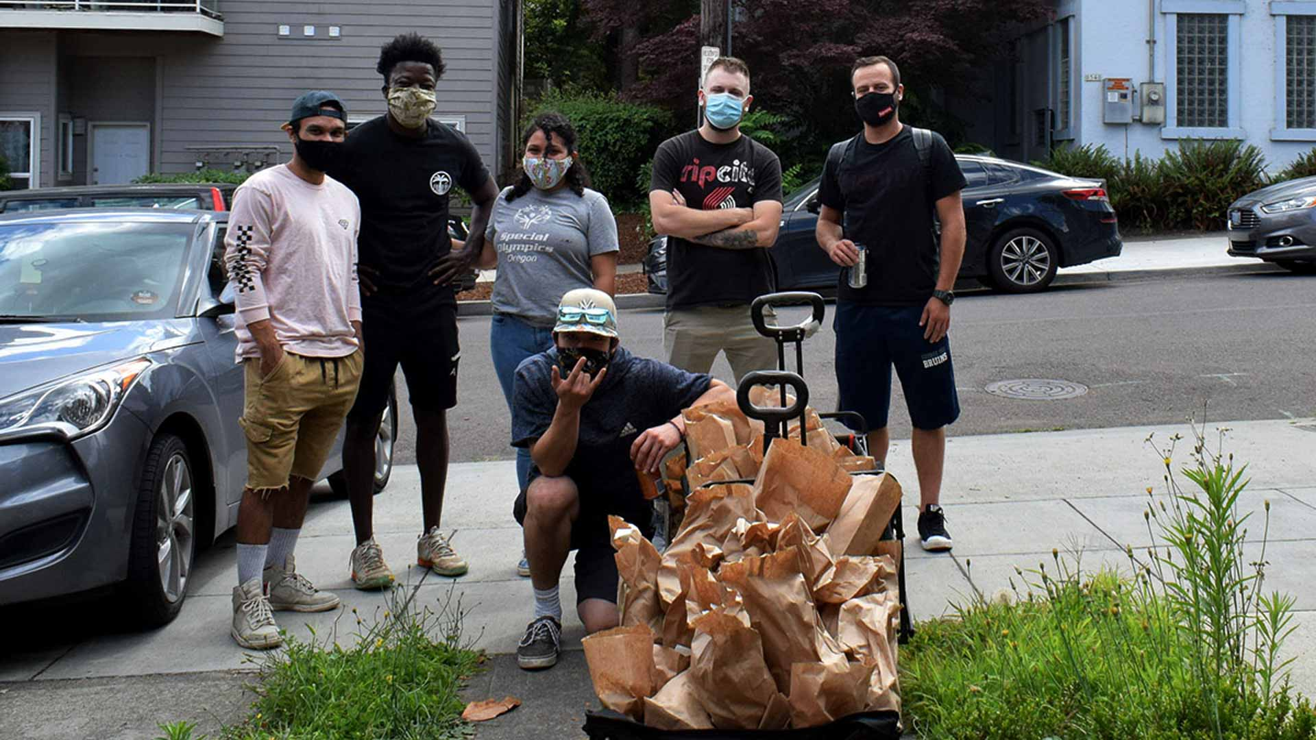 Our Streets PDX team